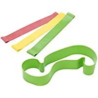 XQ Max–Juego de cintas de resistencia–Multicolor, 3 unidades