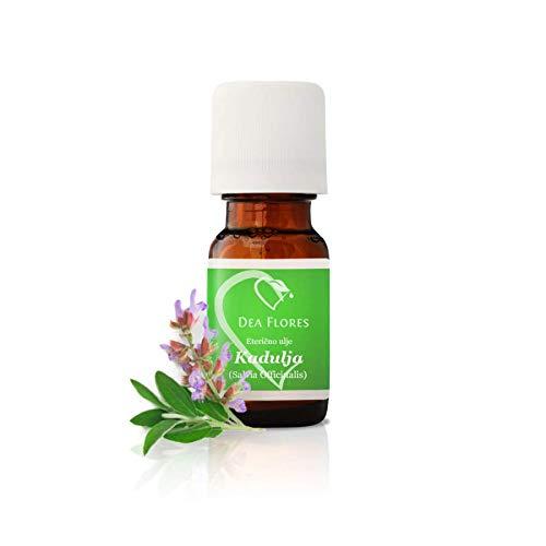 Dea Flores/Salbei/Salvia officinalis / 100% reines ätherisches Öl/Inhalt: 10 ml - Salvia Officinalis-salbei