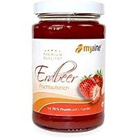 """myline Fruchtaufstrich""""Erdbeer"""""""