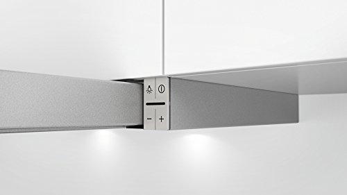 Bosch DFR067A50 Serie 4 Flachschirmhaube / 59,8 cm/Hohe Lüfterleistung/silbermetallic - 6