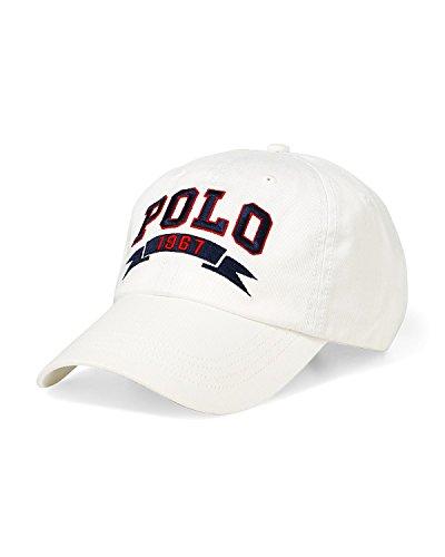 Ralph Lauren Polo Casquette Sport - Polo 1967 Sports Cap (White)