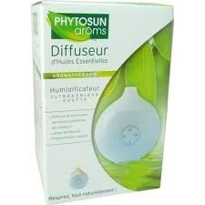 Phytosun - Diffuseur d'Huiles Essentielles - Humidificateur \