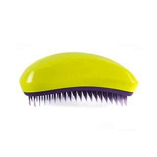 UMOI - Entwirrbürste zum Entwirren von Haar Haarbürste Detangle (Gelb -Violett)