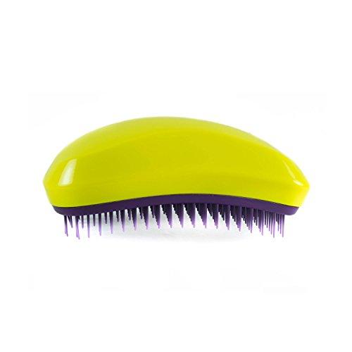 UMOI–Spazzola per capelli, districante Gelb -Violett