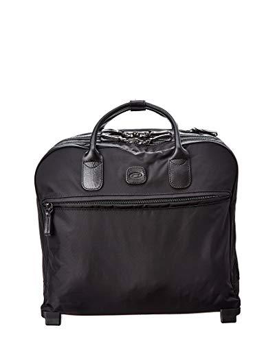 Bric\'s X-travel Laptop Rollkoffer, 40 cm, Schwarz (Nero)