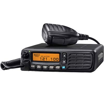 Icom Airband Mobile Radio, w/ 200 Channels Icom Mobile