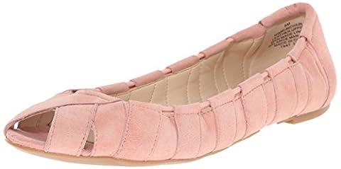 Nine West Munchkin Suede Ballet Flat