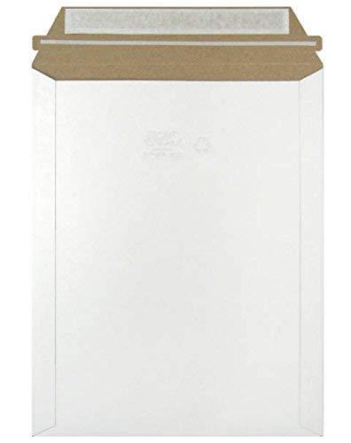 10Stück mailjackets starr Versandtaschen 11x 13,5groß Karton Briefumschläge 11x 131/2. Stay flach, Karton, Fiberboard, No Bend Versandtaschen. schälen und Seal. Großhandelspreis -