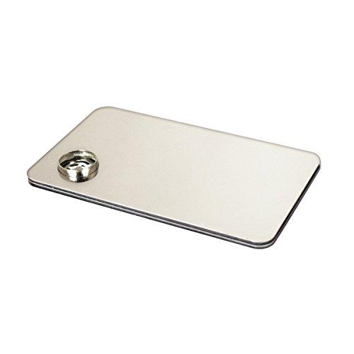 Formax420 - Pipa a forma di carte di credito, chiusura magnetica, manuale (non elettrica)
