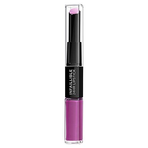 L'Oréal Paris Lippenstift Infaillible Permanent Plum 216, 5,6 ml