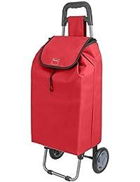 Metaltex 40 Litre Daphne Shopping Trolley Bag- modèle Aléatoire