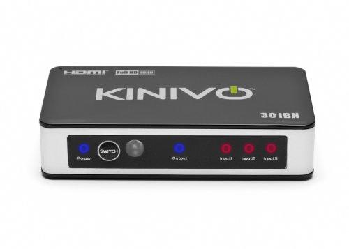 Kinivo Commutateur HDMI...