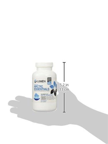 Huile de Poisson aux Oméga 3 Essentiels - 180 Capsules - Indiquée pour Renforcer le Système Immunitaire, Aider à Maintenir le Cerveau en Bonne Santé, Gérer le taux de Cholestérol et Renforcer les Os - Acides Gras 1290 EPA et DHA - Compléments Alimentaires Saveur Citron sous Forme de Capsules Molles Faciles à Digérer