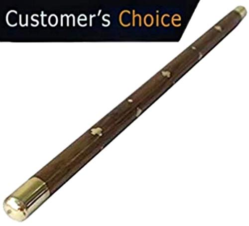 COSY TOSSY Morning Wooden Walking Stick (23 Inch)