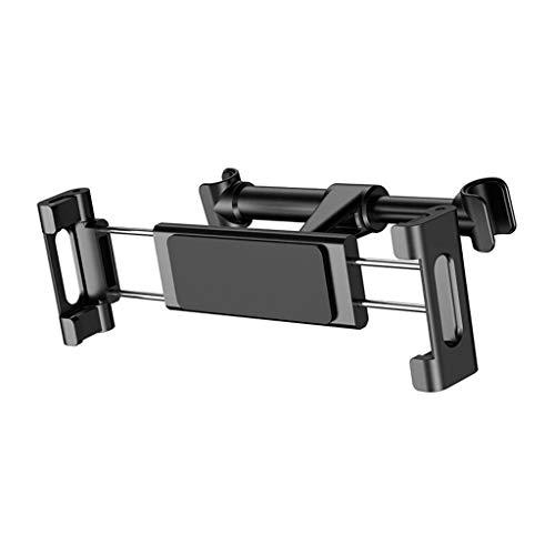 QYQ Auto-Tablet-Kopfstützenhalterung, Tablet-Halter-Rücksitzständer-Dockingstation Kompatibel Mit 4.7-12.9 Zoll Wie IPad 2017 Pro 9.7, 10.5, 12.9, Air Mini 2 3 4