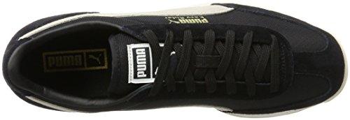 black Bianco whisper Sneakers Easy Puma oro Mixte Rider Bassi Noir Adulte xBUn40Rqw