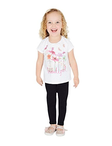 Women's Wardrobe Kids Girls Children Full Length Leggings