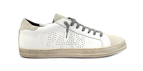 Footlocker Finish Verkauf Online Sneaker E8JOHN White Taglia 42 - Colore Bianco P448 Verkauf Mit Paypal YH8UafldmW