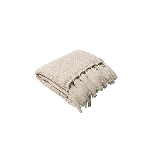 HYwot Caldera Acryl Decke Stricken Sofa Decke Weiche Geladene Fotografie Requisiten,a3 -
