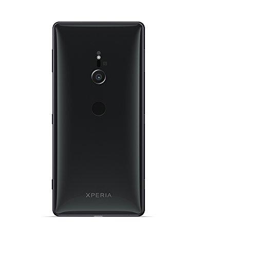 Sony Xperia XZ2 Smartphone portable débloqué 4G (Ecran: 5,7 pouces - 64 Go - Double Nano-SIM - Android) Noir [France]