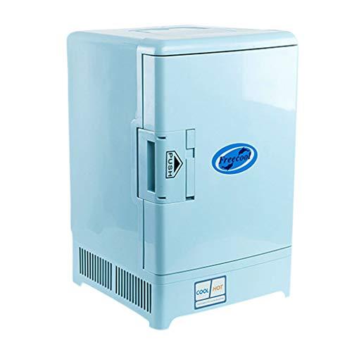 ZM-Car refrigerator Auto KüHlschrank 15l Hause Auto Dual-Use-Hot-Und Cold-Box Mini-KüHlschrank Kleinen KüHlschrank Auto Nach Hause Dual-Use-Schlafsaal Zwei Welt