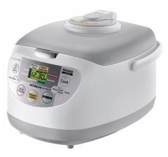 HITACHI 1.8L Digital Rice Cooker 220Volts - 240Volts