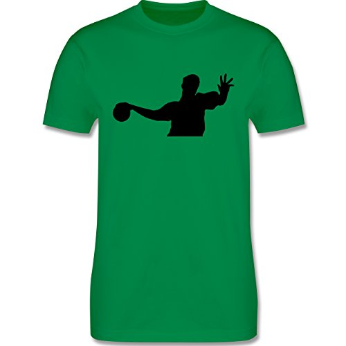 Handball - Handball - Herren Premium T-Shirt Grün