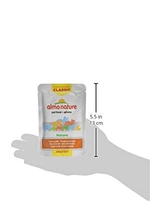 Almo Nature Classic 55 g (Pack of 12)