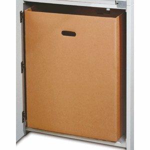 Dahle Bürotechnik raccolta BOX Dahle 20753 per distruggidocumenti 30104 e 30114 grau
