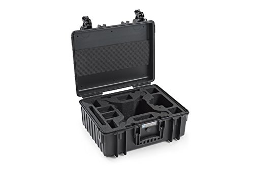 B&W outdoor.cases Typ 6000 mit DJI Phantom 4 Inlay - Das Original -