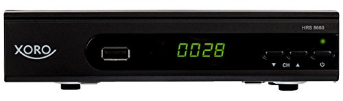 Xoro HRS 8660 Satelliten-Receiver