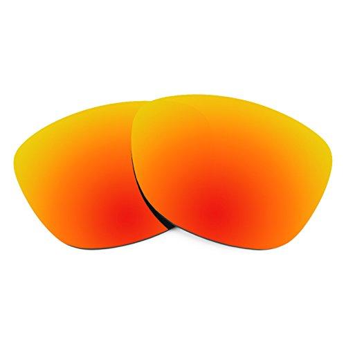 Revant Ersatzlinsen für Oakley Frogskins LX Feuerrot MirrorShield®
