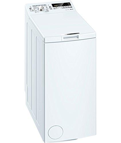 Siemens WP12T287FF Autonome Charge supérieure 7kg 1200tr/min A+++ Blanc machine à laver - Machines à laver (Autonome, Charge supérieure, Blanc, Haut, 42 L, 1,5 m)