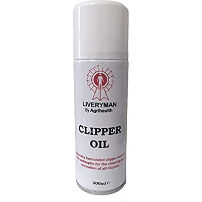 Liveryman Aerosol Clipper Oil by Liveryman