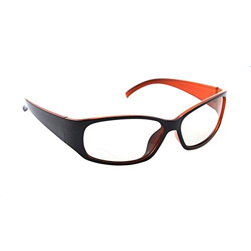Wonderfulhony gafas 3D pasivas para la película-2pcs -