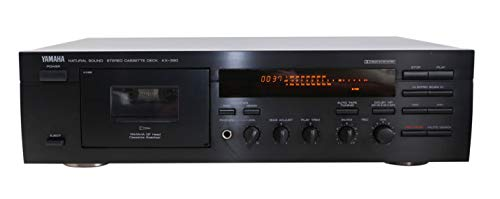 Yamaha Cassette Deck Tape player...