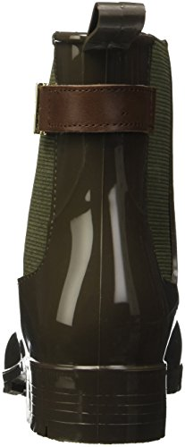 Tommy Hilfiger O1285xley 7r, Scarpe a Collo Alto Donna Verde (Military (203))