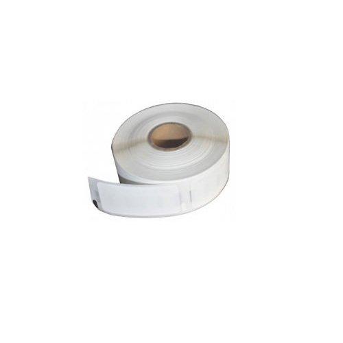 2 x 11355/S0722550 19mm x 51mm Vielzweck-Etiketten (500 Stück/Rolle) für Dymo LabelWriter & Seiko Etikettendrucker