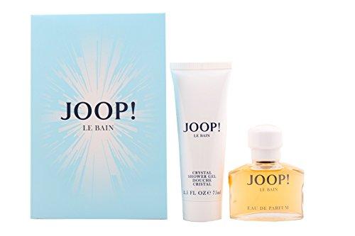 Joop Le Bain Set femme / women, Eau de Parfum, Vaporisateur / Spray 40 ml, Showergel 75 ml, 1er Pack (1 x 115 ml)