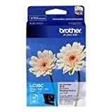 BROTHER COLOR INKJET CYANCARTRIDGE LC 39 C