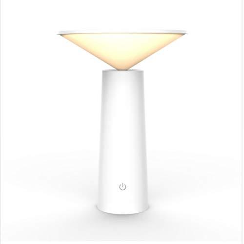 ruofeng Lighting shop Neuheit Schlafzimmer Lesebuch Lampe Moderne Tischlampe Usb Led Tischlampe Touch Sensor Tischlampe Home Office Dekoration -