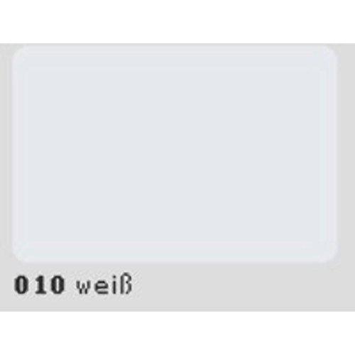 Preisvergleich Produktbild Oracal 631 Plotterfolie 63cm x 5m weiß MATT 010
