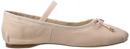 Buffalo 216-6144 Sheep Leather, Ballerines Femme Rose (Pink 01)