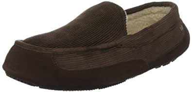 Rockport Men's Courduroy Moc Slipper Brown Slipper I31634 7 UK