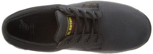 Dr. Martens Hawk - S3 HRO Rating, Chaussures de sécurité homme Noir (Black)