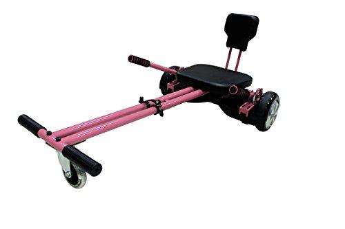 GoHoverkart Cruiser, California Pink
