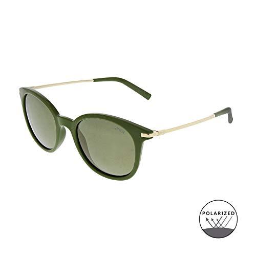 Sinner Belle SINTEC Shiny Olive Green Polarisierte Sonnenbrille SISU-782-75-P09