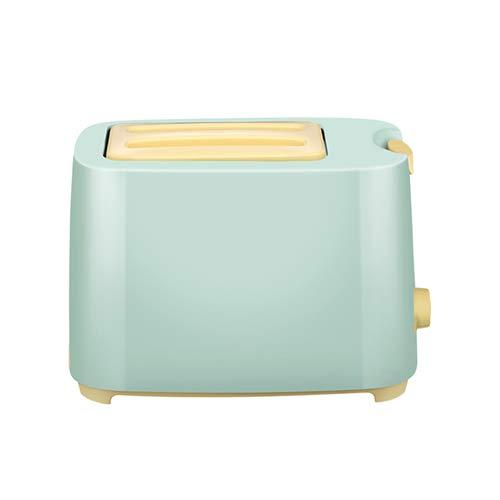 HYRL Elektronischer Toaster Brotbackautomat Automatischer Ofen-Frühstücksmaschine Toast-Sandwich-Ofen 2 Scheiben