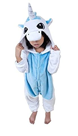 Costumes Pour Costume World Book Day - Koo-T - Grenouillère - Fille bleu Licorne