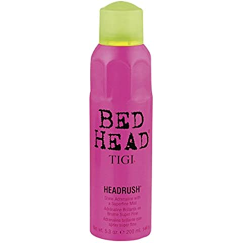 Tigi Bed Head Headrush Spray per Capelli - 200 ml
